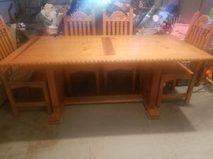 Rustic table for Sale in Glendale, AZ