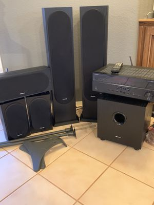 Home theatre system for Sale in Lakeside, CA