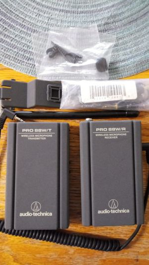 AUDIO TECHNICA PRO -88W for Sale in San Diego, CA