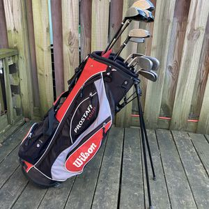Wilson Staff Complete Set Clubs (Full Set) Regular Flex Right Handed for Sale in Columbia, MD