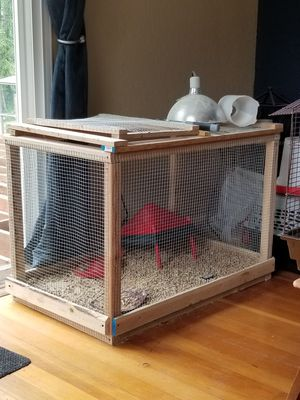 Brooder coop used for Sale in Tacoma, WA