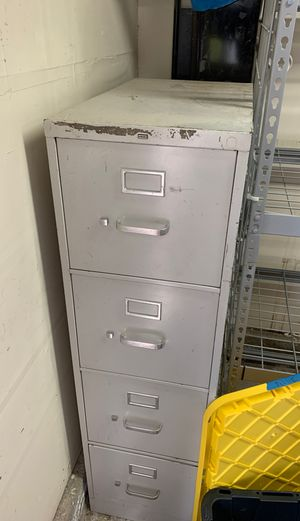 File cabinet for Sale in Cypress, CA
