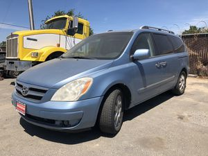 2007 Hyundai Entourage 3.8L FWD Parting out only for Sale in Modesto, CA
