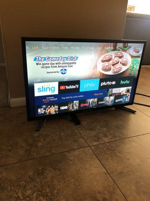 32 inch Sceptre TV with 4k Amazon Fire Stick for Sale in Phoenix, AZ