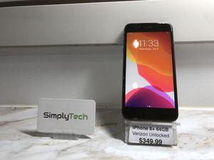 iPhone 8+ 64GB Verizon/Unlocked for Sale in Portland, OR