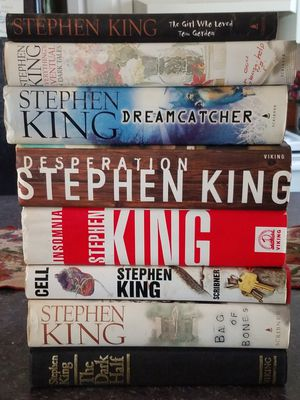 Stephen King Books for Sale in Lakeview, OH
