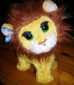 Furreal friends,lion,bouncing lion,toy for Sale in Los Angeles, CA