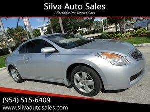 2008 Nissan Altima for Sale in Pompano Beach, FL