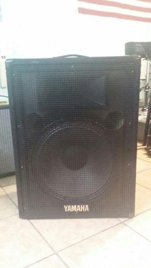 Yamaha speaker 15 for Sale in Houston, TX