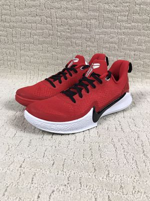 Nike Kobe Bryant Mamba Focus TB Shoes University Red AT1214-600 Mens Size 6 New without box for Sale in Buckhannon, WV