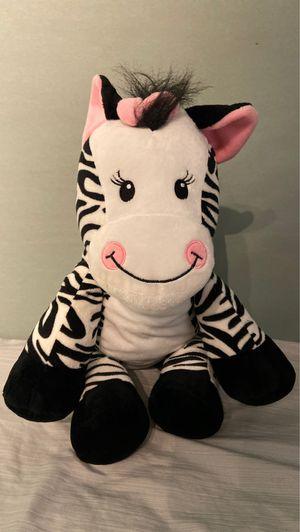 Zebra plushy for $5 for Sale in San Diego, CA