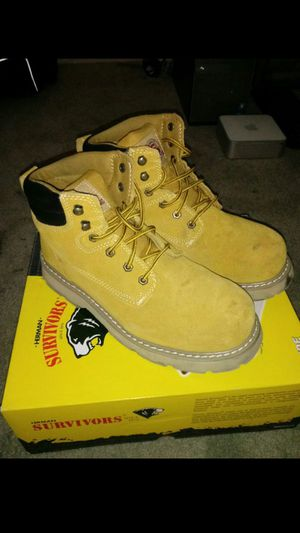 Brand New Steel Tow Work Boots for Sale in Riverside, CA