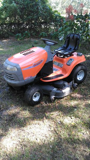 Husqvarna 48 in lawn tractor for Sale in Haines City, FL