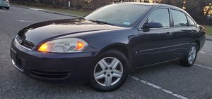 2007 CHEVY IMPALA CLEAN TITLE CLEAN CAR FAX for Sale in Brooklyn, NY