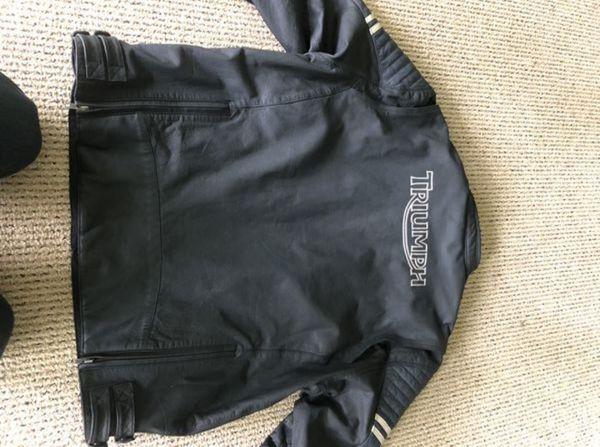 Triumph Motorcycle Jacket
