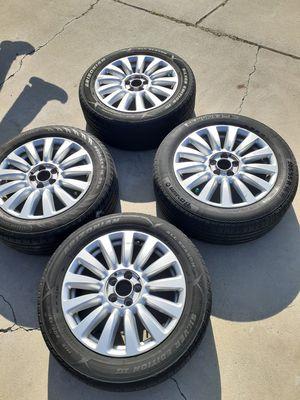 $200 Fiat wheels/tires for Sale in Bakersfield, CA