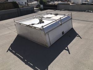 Camper's Shell 8 feet Long bed for Sale in South Pasadena, CA