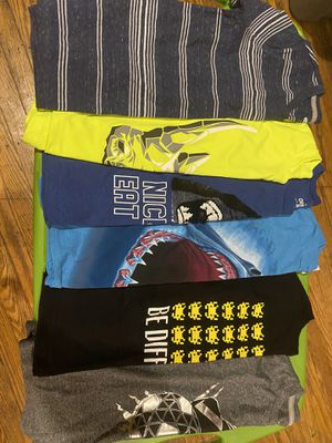 Boys Summer Clothes, new or worn once or twice for Sale in Philadelphia, PA