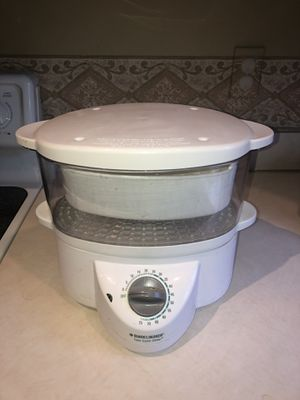 Black & Decker Flavor Scented Steamer for Sale in Boca Raton, FL