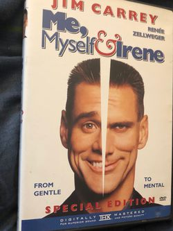 Me, Myself & Irene Dvd for Sale in Gainesville,  FL