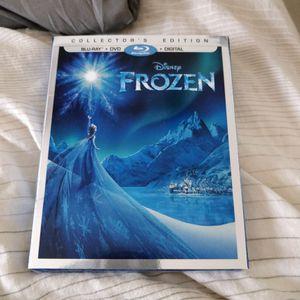 Disney's Frozen Blu-Ray/DVD +Digital for Sale in Miami Gardens, FL