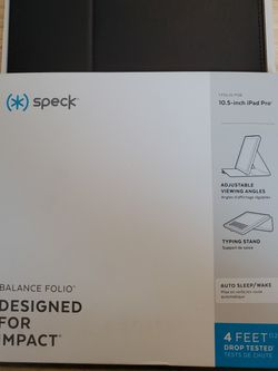 "Brand New Ipad 10.5"" Speck Case for Sale in Glendale,  AZ"