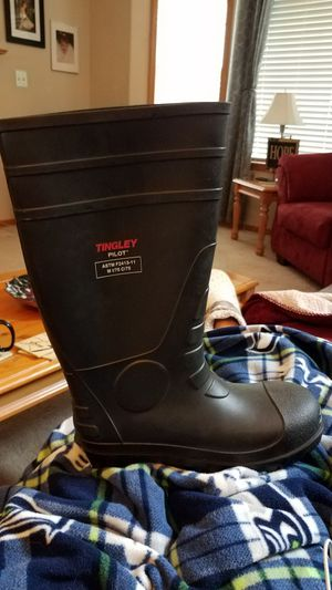 Tingley steel toe rubber work boots for Sale in Portland, OR