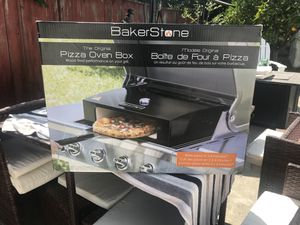 BakerStone Pizza Oven Box for Sale in Hayward, CA