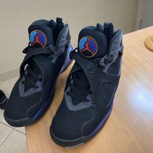 Men's Air Jordan Retro 8 Aqua for Sale in Miami Springs, FL