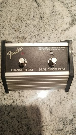 Fender channel select for hot rod models for Sale in Columbus, OH