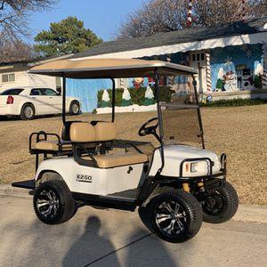 Ezgo St Golf Cart for Sale in Hurst, TX