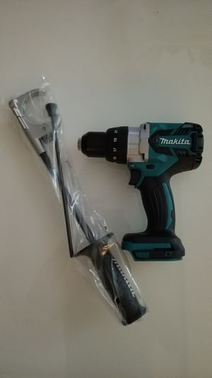 New Makita 18-Volt LXT Lithium-Ion 1/2 in. XPT Hammer Drill (XPH07) for Sale in Hemet, CA