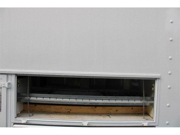 2008 Chevrolet Express Commercial Cutaway DURAMAX DIESEL UTILITY BOX VAN ONLY 40,363 MILES