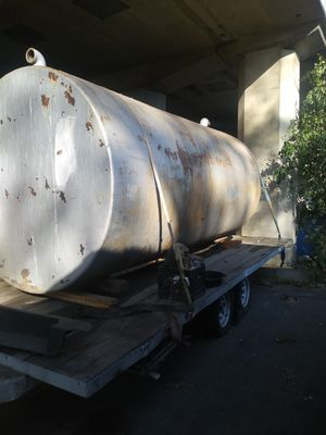 Fuel or water tank 3000gl for Sale in Piedmont, CA