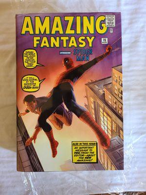 The Amazing Spider-man Omnibus Vol 1 for Sale in Plano, TX