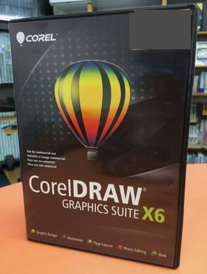 CorelDraw Graphics Suite X6 for Sale in Detroit, MI