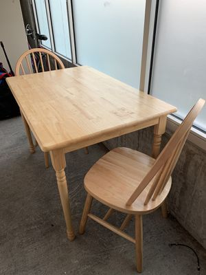 Dining table set for Sale in Kent, WA