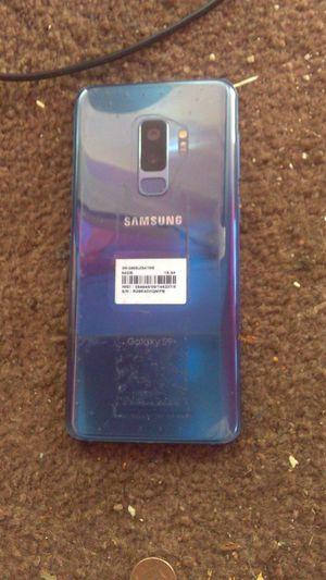 Samsung Galaxy s9plus for Sale in Fresno, CA