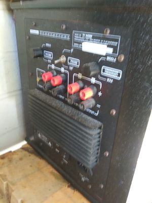 Powered subwoofer Innovations t i 440 m for Sale in Orlando, FL