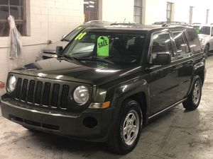 2008 Jeep Patriot 4WD 133k miles Clean title for Sale in Woburn, MA