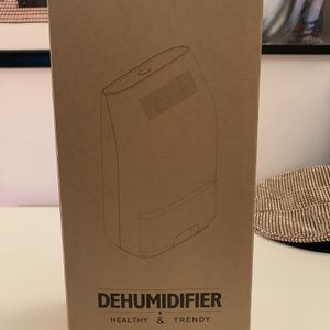 Brand New MINI Dehumidifier for Sale in Brooklyn, NY