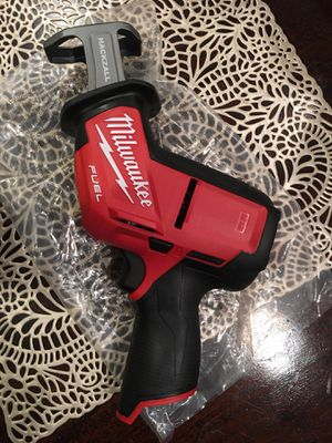 Milwaukee M12 FUEL 12-Volt Lithium-Ion Brushless Cordless HACKZALL Reciprocating Saw (Tool-Only) for Sale in Whittier, CA
