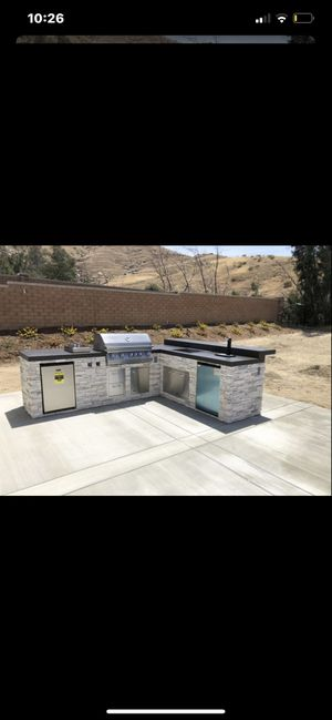 Bbq island Fr33 3stimate for Sale in Fontana, CA