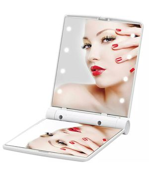 MAKEUP MIRROR with led lights for Sale in Los Angeles, CA