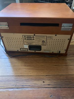 Crosley multifunction turntable for Sale in Columbus, OH