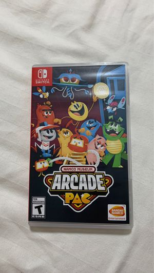 Arcade PAC Game for Sale in Boca Raton, FL