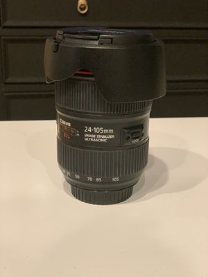 Canon 24-105 f4 for Sale in Houston, TX