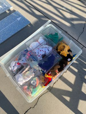 TY Beanie Babies for Sale in La Habra, CA