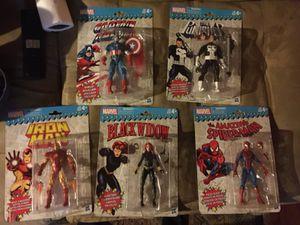 Marvel legends 6 inch vintage series ( 5 figure lot) for Sale in Houston, TX
