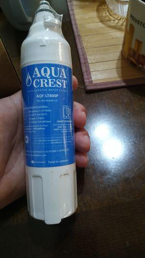 AQUACREST ADQ73613401 filter for fridge for Sale in Miami, FL